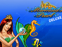 Mermaid's Pearl Deluxe автоматы Вулкана